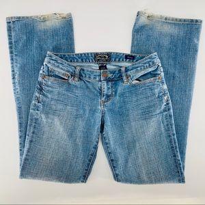 SEVEN7 Flare Jeans AU-A01
